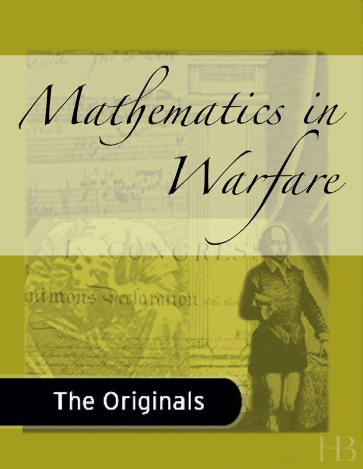 Mathematics in Warfare