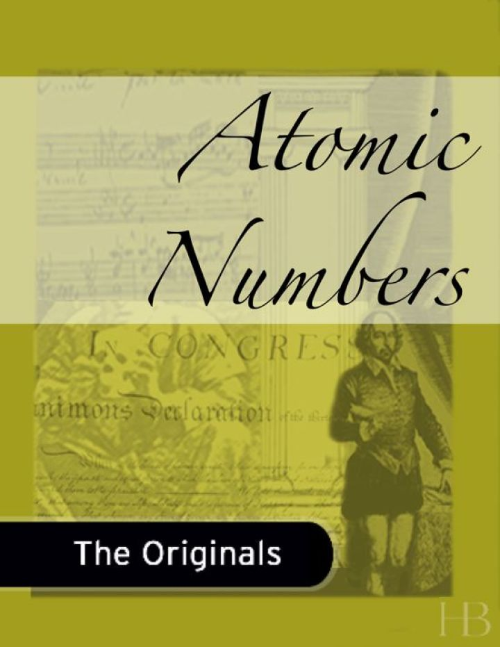 Atomic Numbers