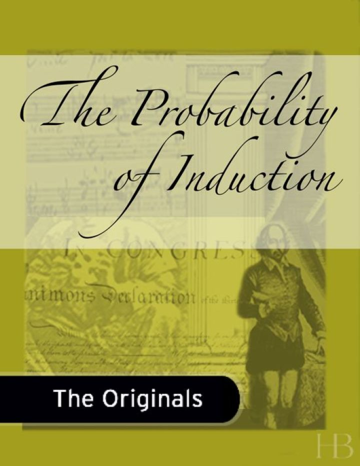The Probability of Induction