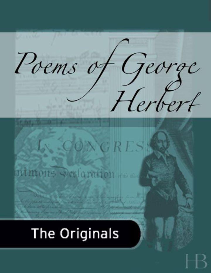 Poems of George Herbert