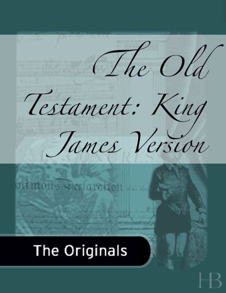 The Old Testament: King James Version