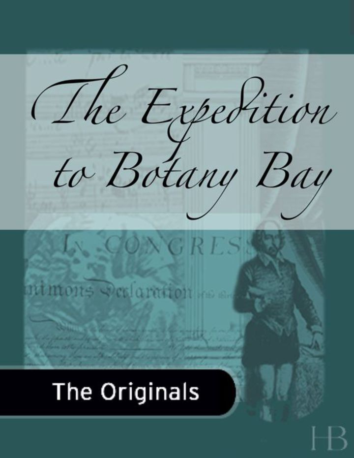 The Expedition to Botany Bay