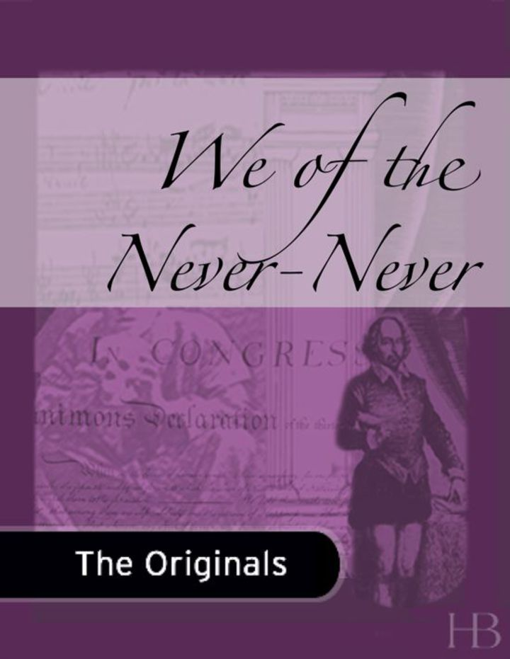 We of the Never-Never