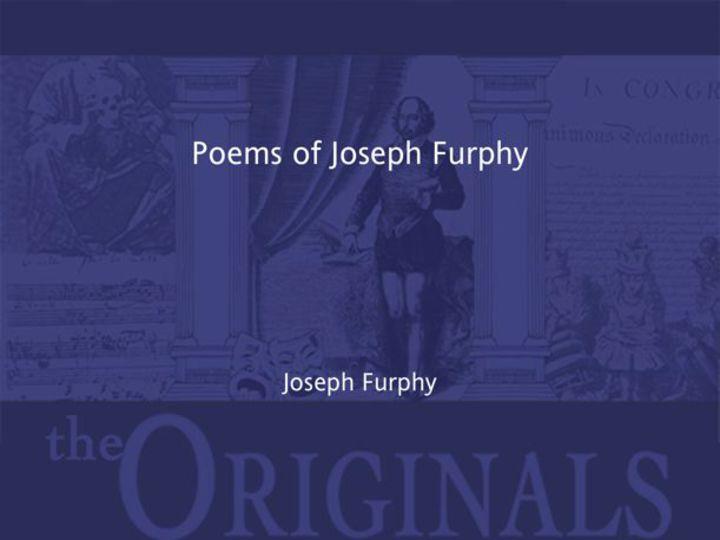 Poems of Joseph Furphy