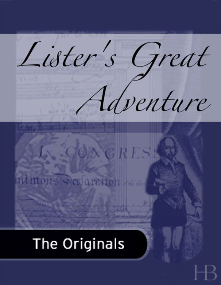Lister's Great Adventure