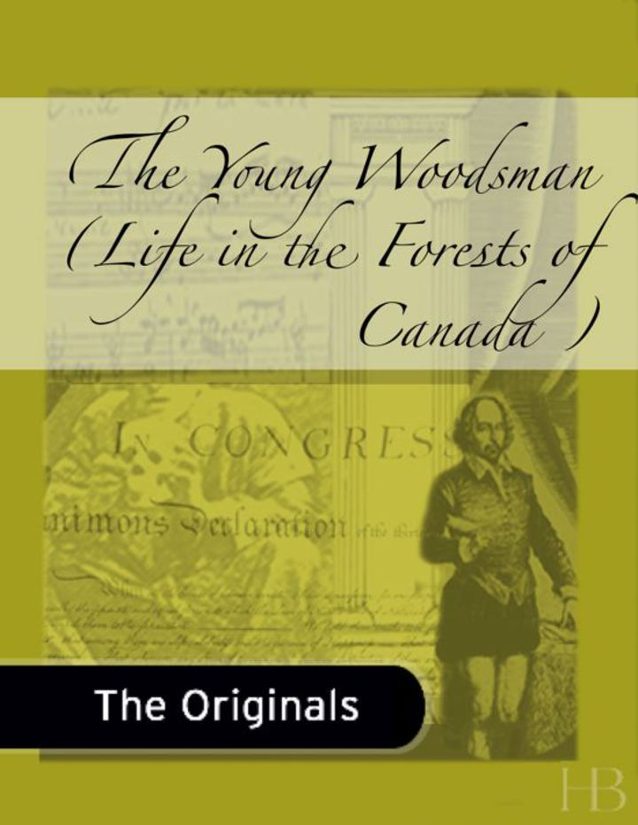 The Young Woodsman: Life in the Forests of Canada