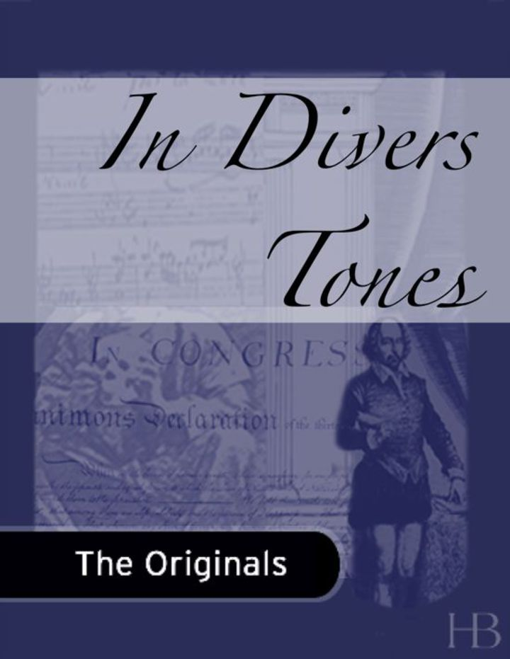 In Divers Tones