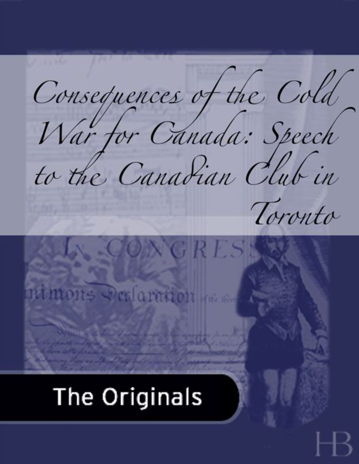 Consequences of the Cold War for Canada