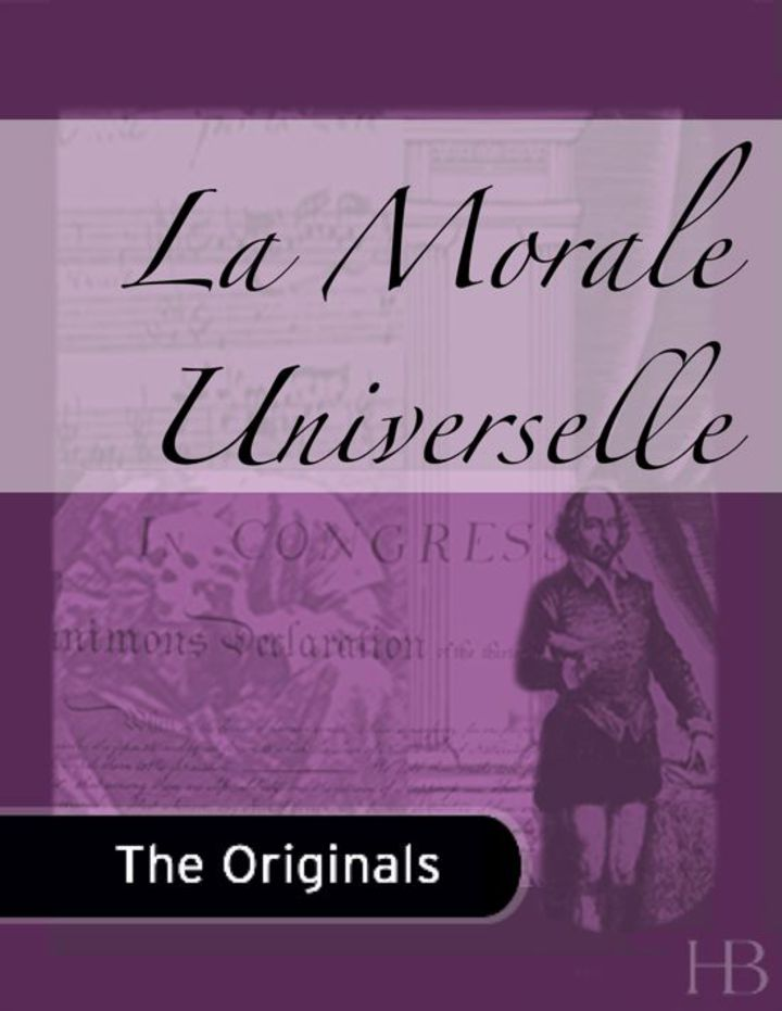 La Morale Universelle