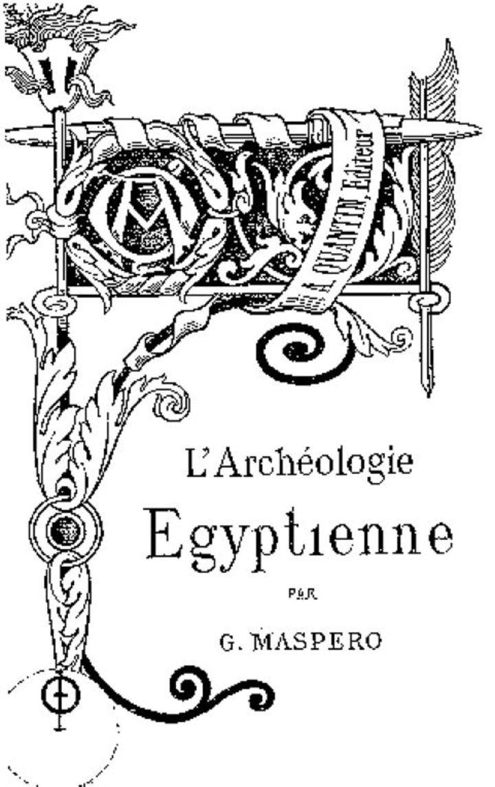 L'Archeologie Egyptienne