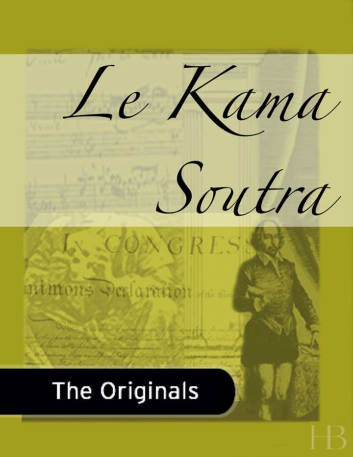 Le Kama Soutra