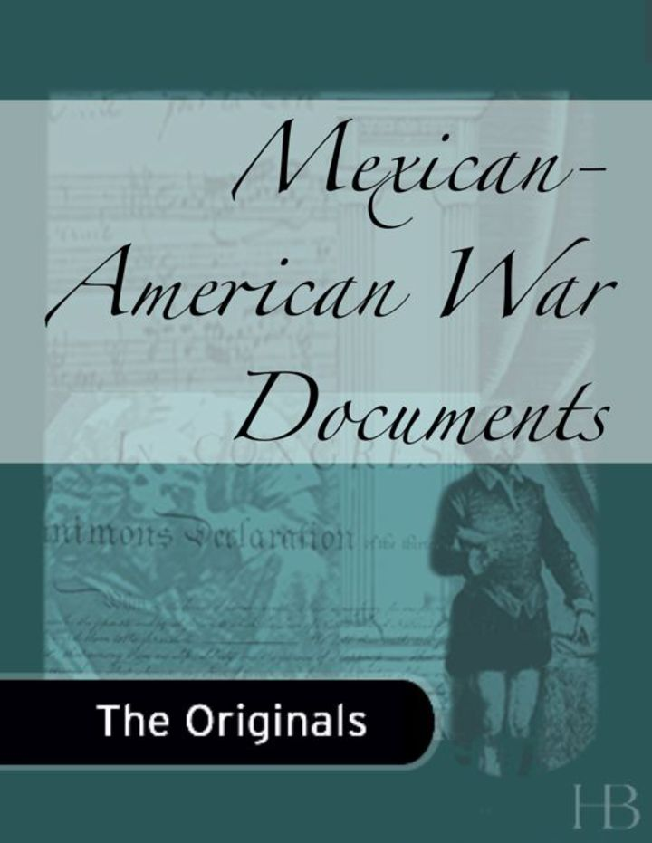 Mexican-American War Documents
