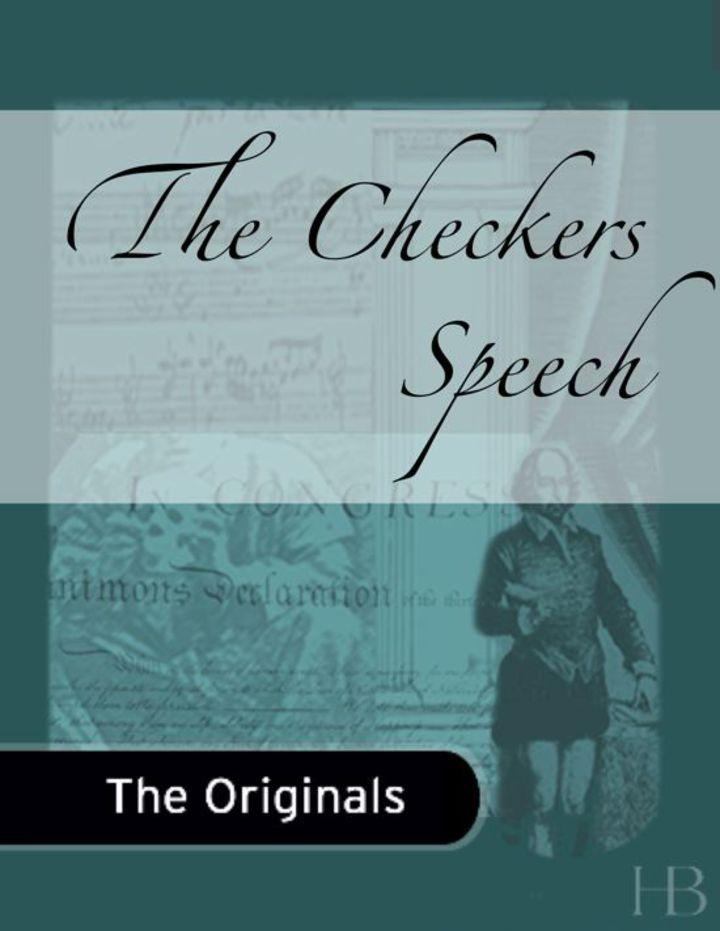 The Checkers Speech