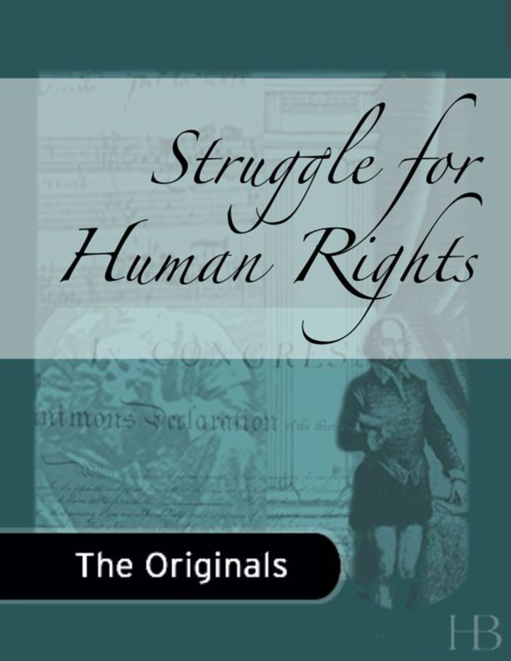 Struggle for Human Rights